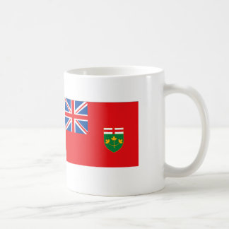 ONTARIO Flag Coffee Mug