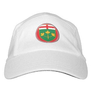 ONTARIO Flag Hat