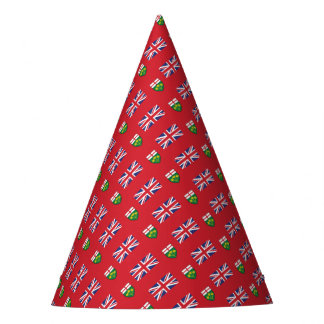 Ontario Flag Party Hat