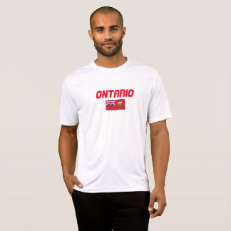 Ontario Men's Sport-Tek Competitor T-Shirt