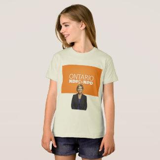 Ontario NDP Girls' T Shirt