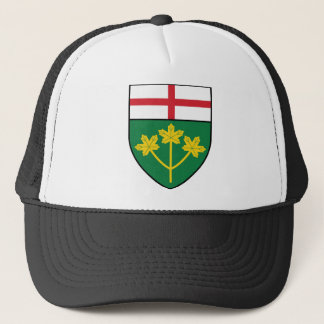 Ontario Shield Trucker Hat
