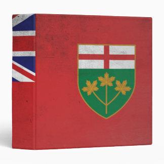 Ontario Vinyl Binder