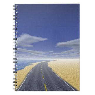 OnTheRoadAgain - Fine Day Notebooks