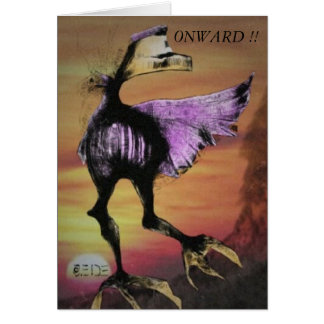 """ONWARD"" from success Card"