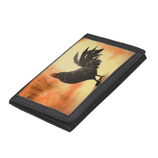 Onward - Rooster Trifold Wallet