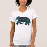 Onyx Elephant Tee Shirt