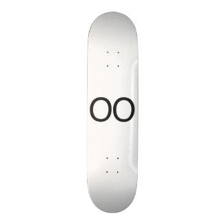 OO.ai Skateboard Deck