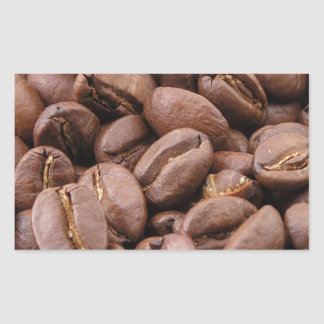 Oodles of Coffee Beans Sticker