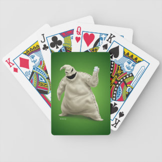 Oogie Booge | Bad, Bad Boogie Bicycle Playing Cards