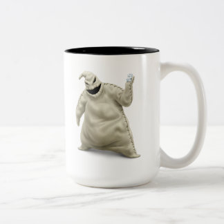 Oogie Booge | Bad, Bad Boogie Two-Tone Coffee Mug