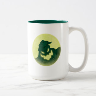 Oogie Boogie | I'm The Boogie Man Two-Tone Coffee Mug