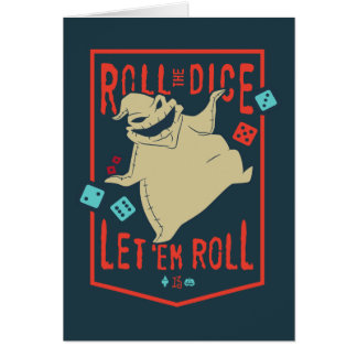 Oogie Boogie | Roll The Dice Card