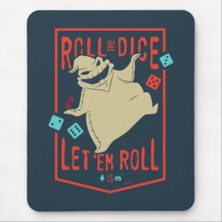 Oogie Boogie | Roll The Dice Mouse Pad