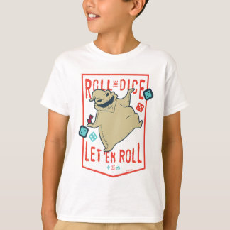 Oogie Boogie | Roll The Dice T-Shirt
