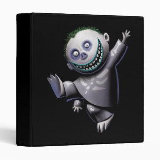 Oogie's Boys   Barrel - Creepy Cute Binder