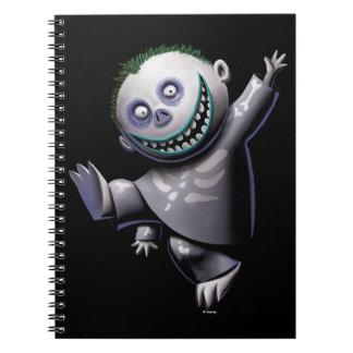 Oogie's Boys | Barrel - Creepy Cute Notebooks