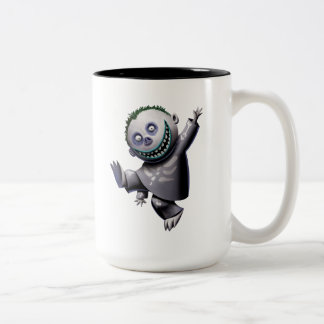 Oogie's Boys | Barrel - Creepy Cute Two-Tone Coffee Mug