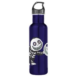 Oogie's Boys | Barrel Holding Mask 710 Ml Water Bottle