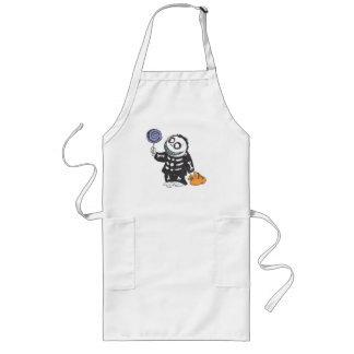 Oogie's Boys   Barrel With Candy Long Apron