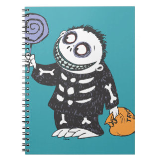 Oogie's Boys | Barrel With Candy Notebook