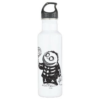 Oogie's Boys | Barrel With Candy Sketch 710 Ml Water Bottle