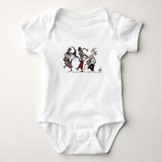 Oogie's Boys   Lock, Shock & Barrel Marching Baby Bodysuit