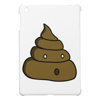 ooh poop iPad mini cases