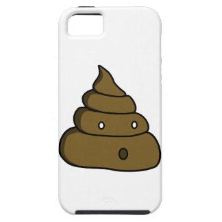 ooh poop iPhone 5 case
