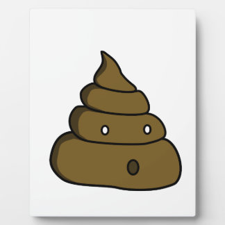 ooh poop plaque