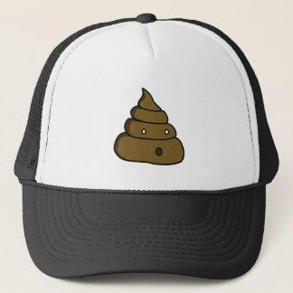 ooh poop trucker hat