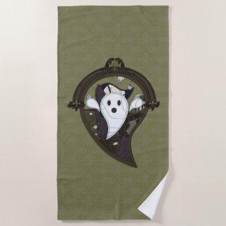 Ooh the Ghost Beach Towel