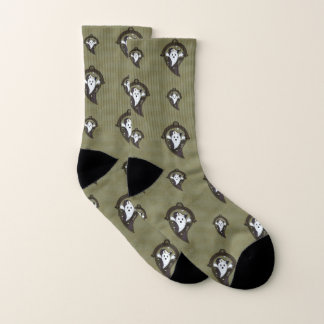 Ooh the Ghost Socks