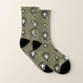 Ooh the Ghost Socks 1