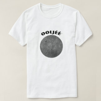Ooljéé' , Moon in Navajo T-Shirt