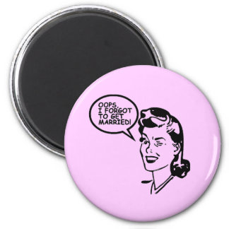 oops iforgot - Customized Magnet