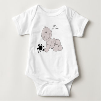 OOPS, Just Sayin' - Baby Bodysuit