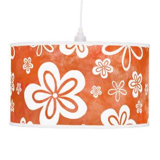 Oopsy Daisy - reverse on-fire Pendant Lamp