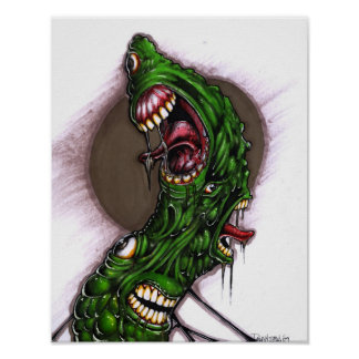 Ooze Poster