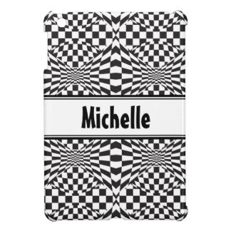 Op Art Background 1 iPad Mini Cases