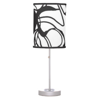 Op Art Series Table Lamp