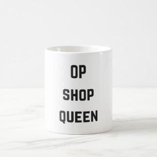 Op Shop Queen Coffee Mug