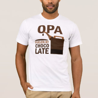 Opa Fueled By Chocolate T-Shirt