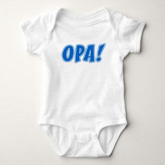 Opa Kids Design Baby Bodysuit