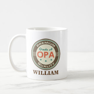Opa Personalized Office Mug Gift
