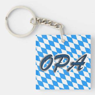Opa  Schlüsselanhänger Keychain