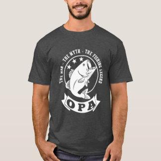 Opa The Fishing Legend T-Shirt