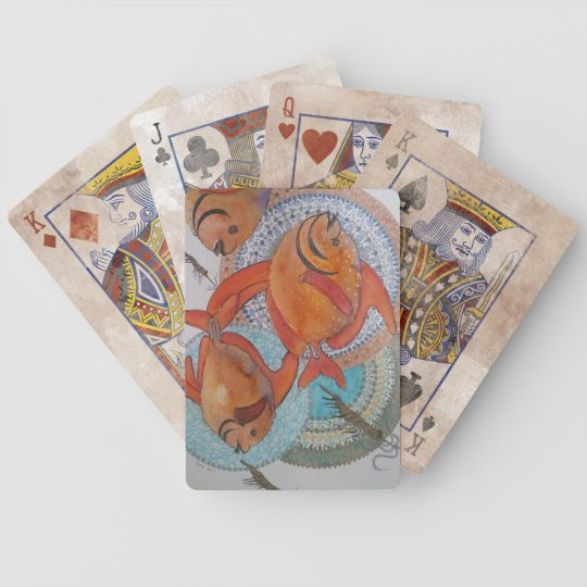 Opah Bicycle Playing Cards