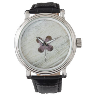 Opal Button Watch