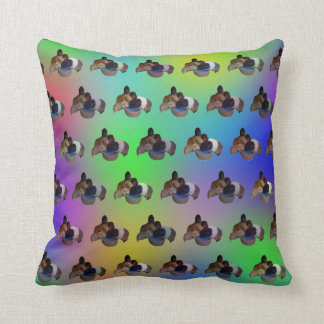 Opal Guinea Pig Pattern, Throw Pillow